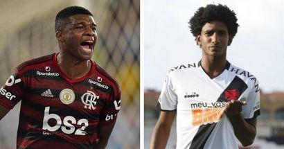 5 prometedores brasileños que debería vigilar el Madrid