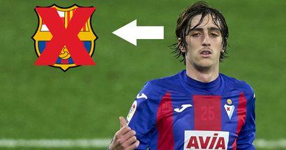 Bryan Gil no es un objetivo para el Barcelona, el club tiene otras prioridades (fiabilidad: 4 estrellas)