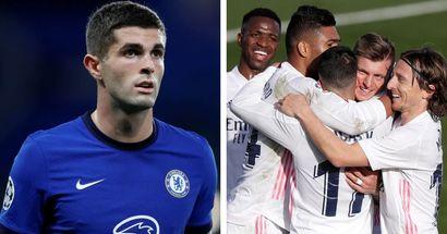 Pulisic, jugador del Chelsea: 'Necesitamos tener mucha confianza ante el Madrid'