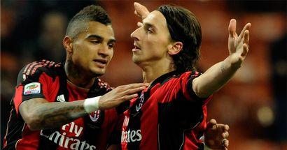 Da Thiago Silva a Ronaldinho, passando per Gattuso e l'eterno Ibra: c'è tanto Milan nella Top 11 di Kevin Prince Boateng