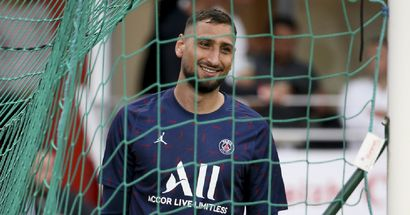 OFFICIAL: PSG starting XI v Clermont revealed, Donnarumma debuts
