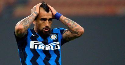Vidal in uscita dall'Inter: già arrivate 2 offerte per il centrocampista cileno
