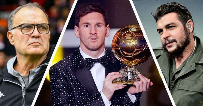 Supermodel Valeria Mazza, Che Guevara and 3 more notable people coming from Leo Messi's hometown