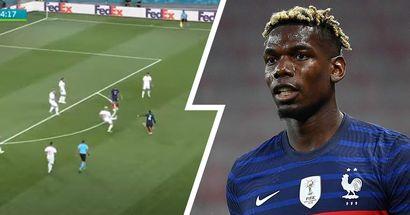 Le but sublime marqué par Paul Pogba pour la France face à la Suisse n'est pas passé inaperçu aux yeux des fans du PSG