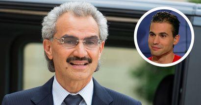 """""""Il y a beaucoup de fantasmes concernant l'arrivée du prince Ben Talal à l'OM, mais d'autres clubs sont aujourd'hui plus sexy à acheter"""" explique Romain Molina"""