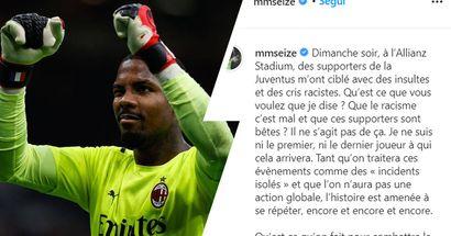 """""""Nero e orgoglioso"""", Maignan risponde agli insulti razzisti ricevuti allo Stadium"""