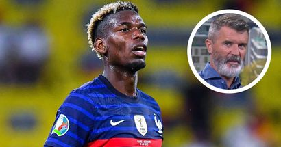 'Maybe he doesn't take responsibility': Roy Keane raises questions on Pogba's inability to replicate France heroics for United