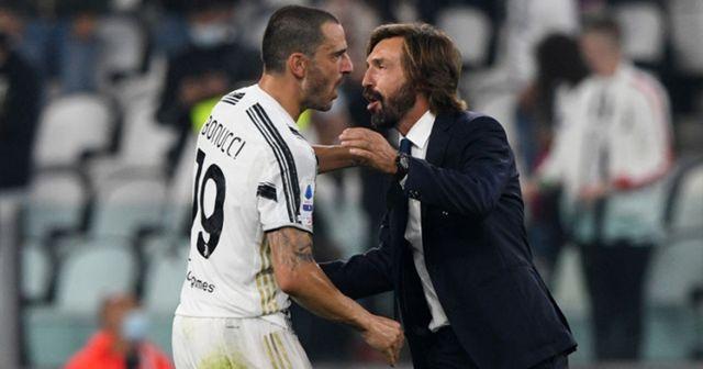 Pirlo recupera a Bonucci y ya tiene el XI para enfrentar al Barça