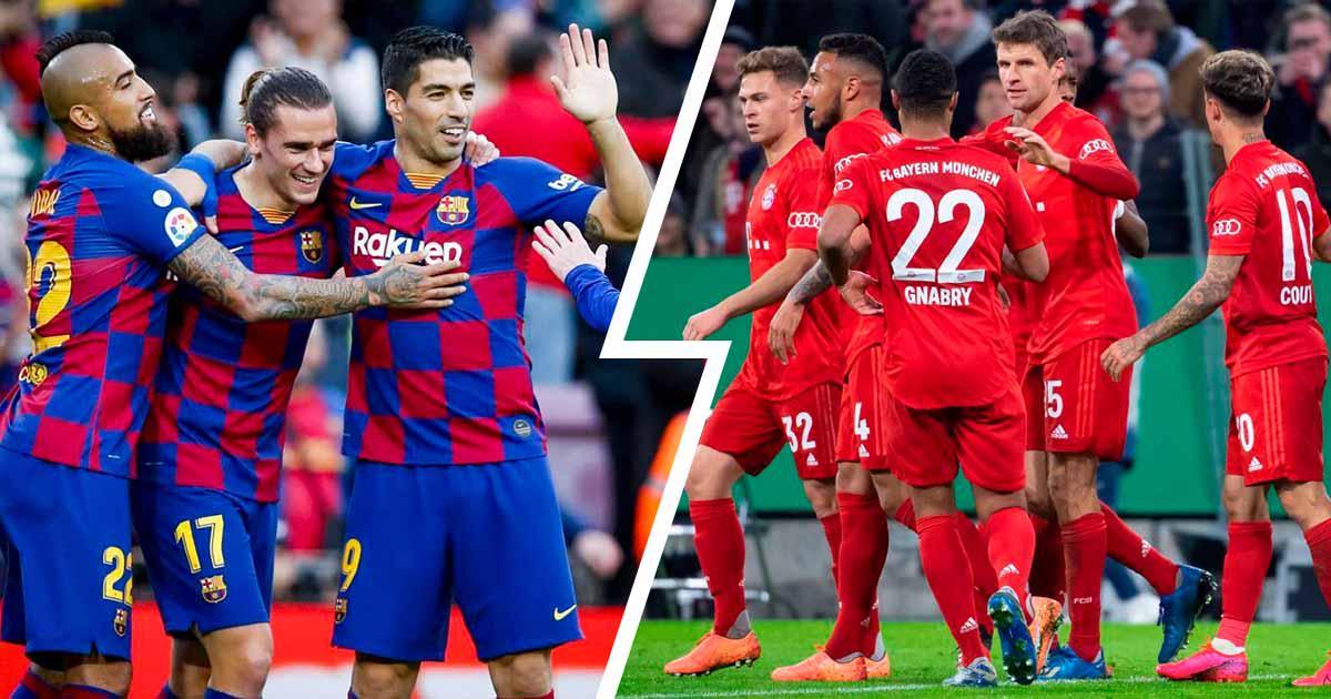 Le FC Barcelone coule face au Bayern qui se qualifie en demi-finale de la Ligue des Champions (2-8)