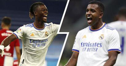 Camavinga and Rodrygo in final 20-man shortlist for 2021 Golden Boy award