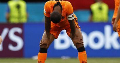 😤 Défaite des Pays-Bas à l'Euro: Wijnaldum réalise une effroyable rencontre