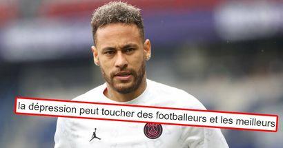 """""""Personne ne sait ce qu'il vit"""", un influenceur sur Twitter défend Neymar face aux critiques"""