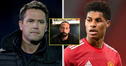 'Have a coffee with him': Ferdinand uses surprising Michael Owen example in injury advice to Rashford