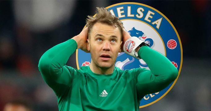 Irres Gerücht von Bild: Chelsea zeigt Interesse an Manuel Neuer