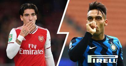 L'affare Bellerin potrebbe coinvolgere anche Lautaro: il piano dell'Arsenal incontra le resistenze dell'Inter