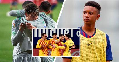 ¿Miranda o Balde? El Barça piensa en el próximo suplente de Alba  (Fiabilidad: 4 estrellas)