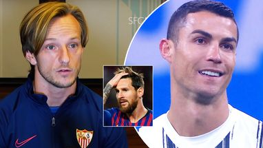 Ivan Rakitic reveals what Cristiano Ronaldo told him in private conversation: 'He called me personally'