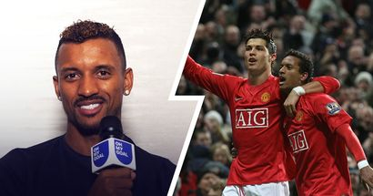 'We had become allergic to defeat': Nani reveals how living in Ronaldo's house formed his competitive nature