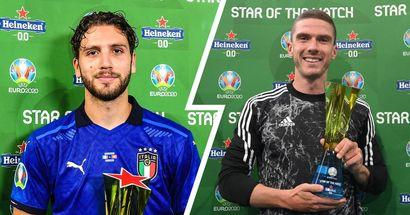 Six stars de l'Euro 2020 que le Barça devrait envisager de signer pour couvrir des postes problématiques