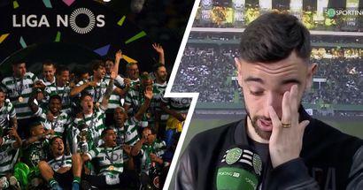 Sporting Lisbon win first league title in 19 years, unbeaten season still possible