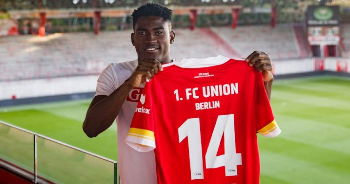 OFFICIAL: Liverpool agree Union Berlin loan deal for Taiwo Awoniyi