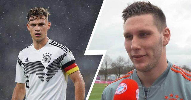 Niklas Süle: Ich bin kein Kapitänstyp wie es Kimmich mal sein wird