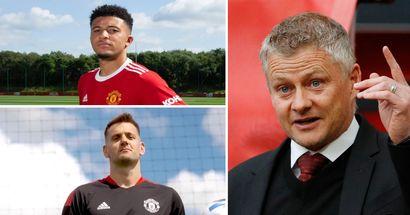 Solskjaer promises more transfers, discusses Sancho & Heaton moves