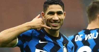 Inter könnte dazu gezwungen werden, Bayern-Flirt Hakimi zu verkaufen (Zuverlässigkeit: 3 Sterne)