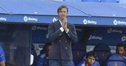 Guti, destituido como entrenador del Almería y su futuro en el banquillo madridista parece muy lejano