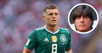 Joachim Low: Toni Kroos should not fear for his place in the Germany squad for Euro 2021