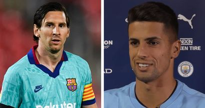 'Messi would have a great season at Man City': Does Joao Cancelo know something we don't?