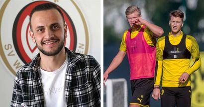 Ex-BVB-Talent Kurt trifft mit Wehen auf Dortmund: Ein Mann wird nicht reichen, um Haaland oder Reus zu stoppen