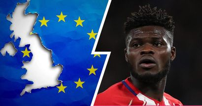 If Thomas Partey's future was a subject of a referendum, Leave would triumph over Remain