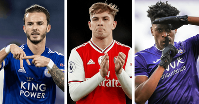 Maddison, Tierney and more names in latest Arsenal transfer round-up with probability ratings