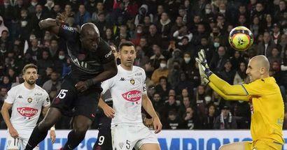 Dagba 4, Mbappé 7: Les notes des joueurs du PSG face à Angers