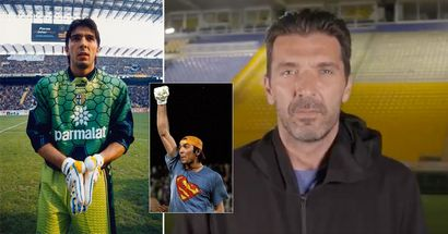 OFFICIAL: 43-year-old Gianluigi Buffon signs for Parma, 26 years after making debut for the club