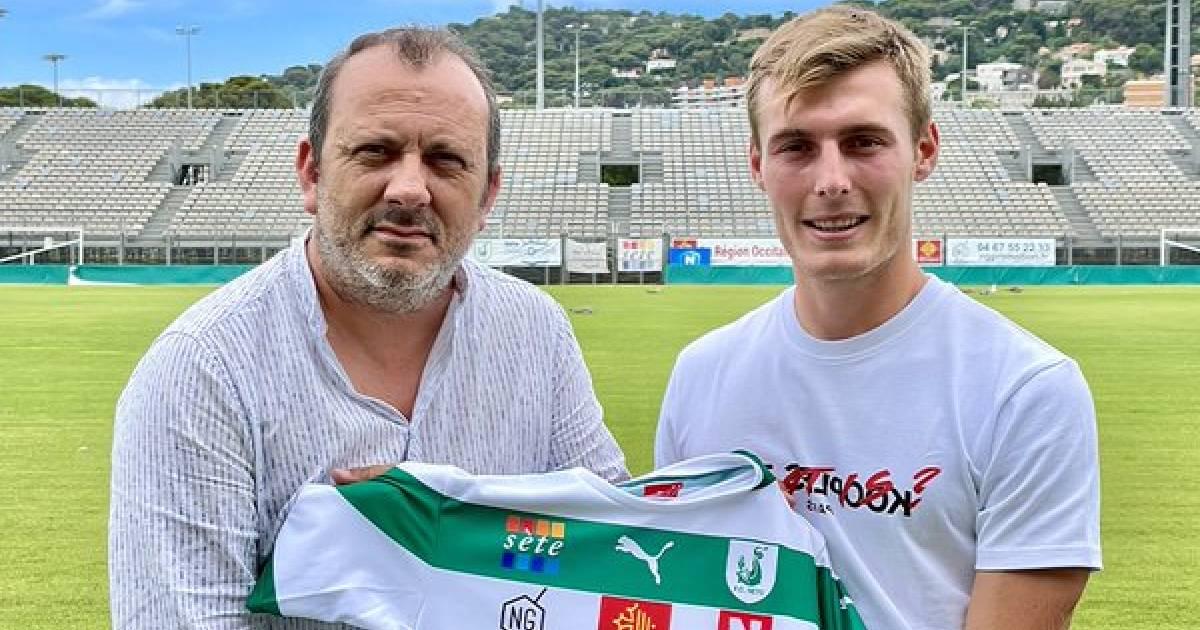 Alexandre Phliponeau, joueur de l'OM, est prêté à un club en National