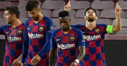 FC Barcelona gibt die Liste der Spieler, die nach Lissabon fliegen, bekannt