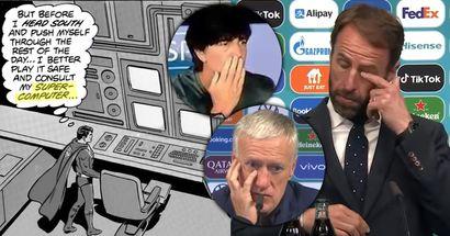Fans d'Angleterre, détournez le regard. Un superordinateur prédit le vainqueur de l'Euro 2020