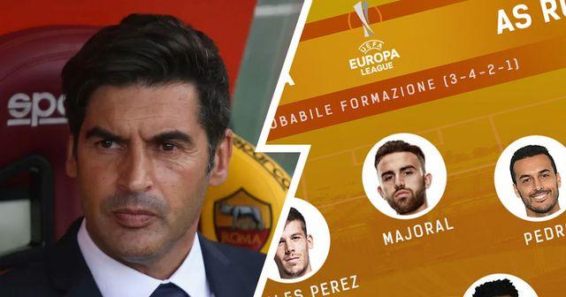 Le probabili formazioni di CSKA Sofia-Roma: torna Smalling in difesa, Majoral guida l'attacco