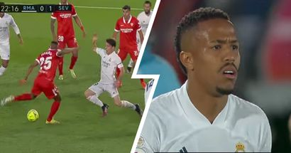 Defensive errors, porous midfield: rating Real Madrid's team performance in Sevilla draw