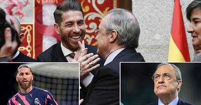 Ramos y Florentino acercan posturas para un acuerdo de última hora: las 3 claves del nuevo escenario