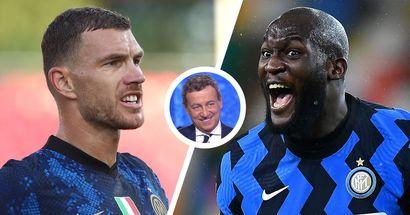 """""""Dzeko ha fatto dimenticare Lukaku"""": Sabatini incorona il nuovo 9 dell'Inter"""
