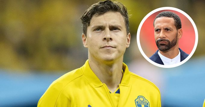 'The Premier League is very quick and physical': Ferdinand explains why Lindelof performs better for Sweden than United