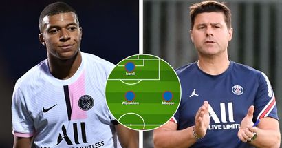 Team news for PSG vs Strasbourg, probable line-ups