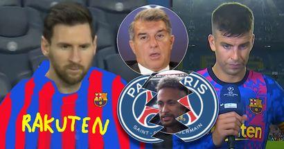 5 desafíos que Leo Messi debe aceptar para volver a unirse a su club favorito, el Barça