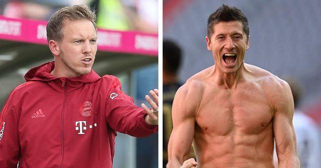 SportBild: Lewandowski glaubt an Nagelsmann, aber wird über die Zukunft im Sommer 2022 entscheiden (Zuverlässigkeit: 5 Sterne)