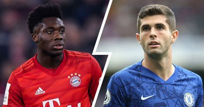 Man United passed up on Christian Pulisic AND Alphonso Davies despite scout recommendations