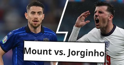 Mount vs Jorginho: CFC fan uses data to explain why Mason might have upper hand in crucial final clash