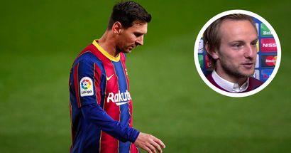 Ivan Rakitic: 'Leo isn't Barca football history, he is part of this club'